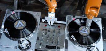 Echte Roboter Live-Band – am Ende folgt Zerstörung