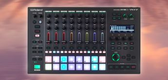 Test: Roland MC-707 V1.20 Groovebox & Music Workstation
