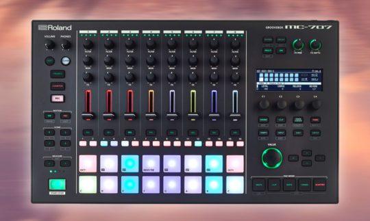 Test: Roland MC-707 V1.20 Groovebox & Music Workstation