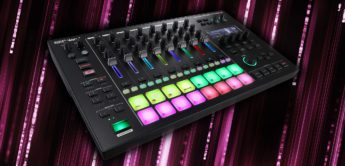 Test: Roland MC-707 Groovebox & Music-Workstation