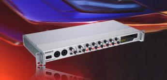 Test: Tascam 8p Dyna, 8-Kanal Mikrofonvorverstärker