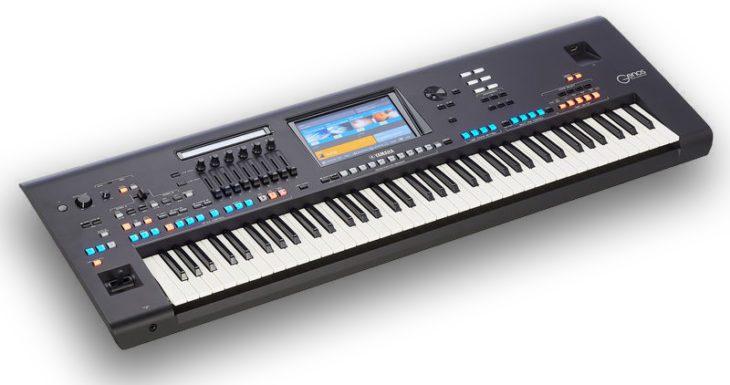 Test: Yamaha GENOS Firmware 2.0 Upgrade