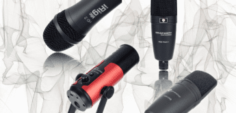 Vergleichstest: USB-Mikrofone von IK Multimedia, the t.bone, Marantz & Fun Generation