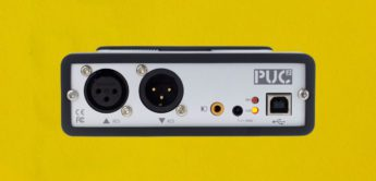 Test: Yellowtec PUC2 Lite YT4240, Digital-Audiointerface USB/AES3