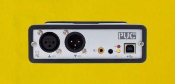 Test: Yellowtec PUC2 Lite YT4240, Digital-Audiointerface USB/AES3