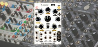4ms Ensemble Oscillator – Modul mit 16 Sinus-Generatoren