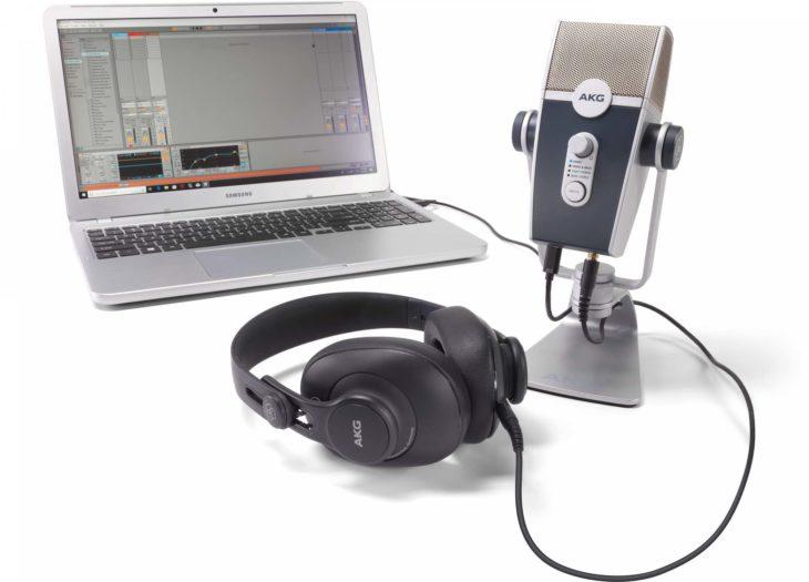 Die besten Podcast-Mikrofone, Kopfhörer, Recorder, Mischpulte