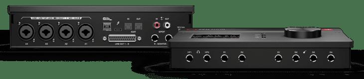 antelope audio zen tour core system