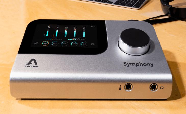 apogee symphony desktop usb audiointerface