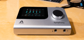 apogee symphony desktop usb audiointerface