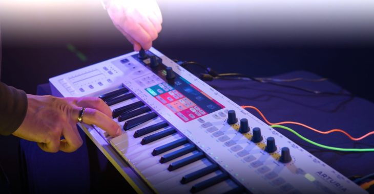 Arturia Keystep Pro sequencer