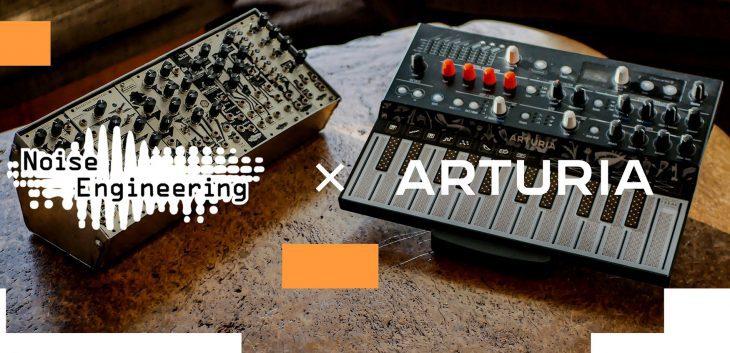 arturia microfreak v3 synthesizer