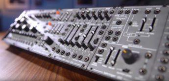 NAMM 2020: Behringer System 100 Eurorack Modularsystem