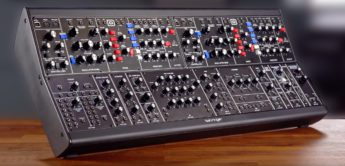 NAMM 2020: Behringer stellt System 55 Modular Synthesizer vor