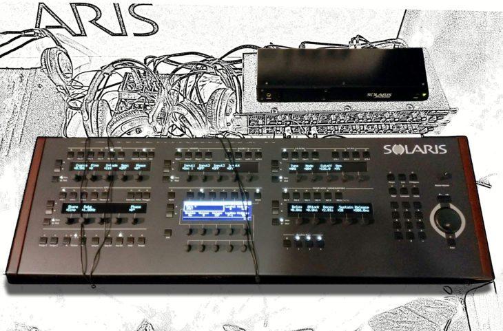 Bowen Solaris TT und 1U