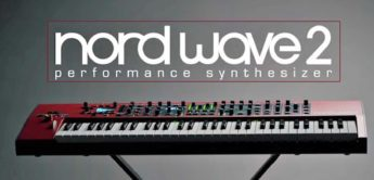 NAMM 2020: Nord Wave 2 Performance Synthesizer von Clavia