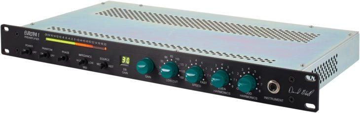 dave hill audio designs europa 1