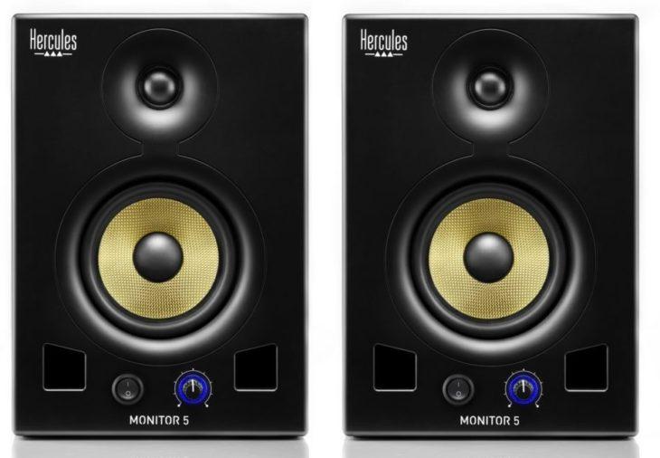 hercules monitor 5 1