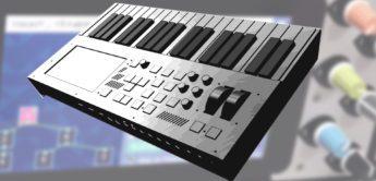 Kodamo EssenceFM – Keyboard in Planung