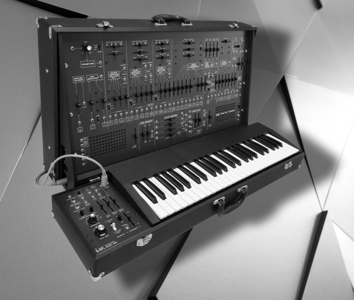 KORG ARP 2600 FS SEMI-MODULAR-SYNTHESIZER
