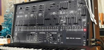 Korg ARP 2600 Synthesizer mit MIDI, USB, Aftertouch-Keyboard