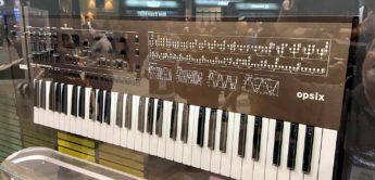 NAMM 2020: Korg Opsix – FM-Synthesizer ist ein realer Prototyp