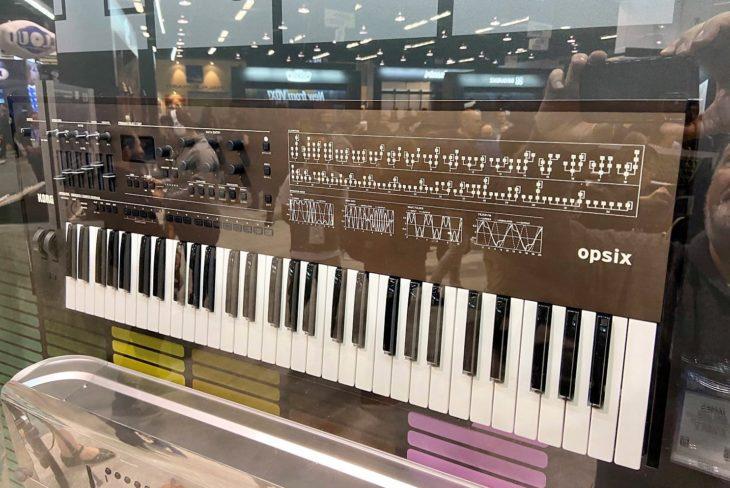 Test: Korg Opsix FM-Synthesizer