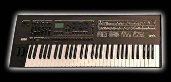 Korg opsix, FM-Synthesizer nach Vorbild DX7