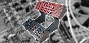 KVgear Euro Desktop Synth Stand – erweiterbares System