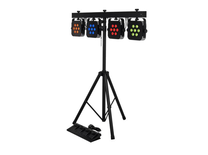 Lichttechnik für Einsteiger_LED-Traverse