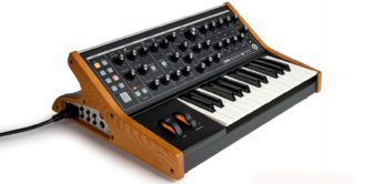 Moog Subsequent 25, paraphoner Analog-Synthesizer