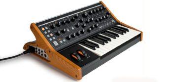 NAMM 2020: Moog Subsequent 25, paraphoner Analog-Synthesizer