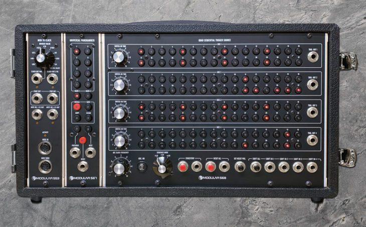 moon modular 4ts sequencer