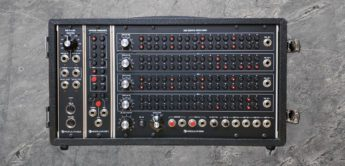 Test: Moon Modular 4TS, Sequencer
