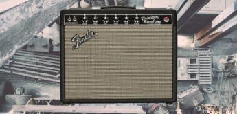 NAMM 2020: Fender Custom Princeton Reverb, Mustang GTX100, Gitarrenverstärker