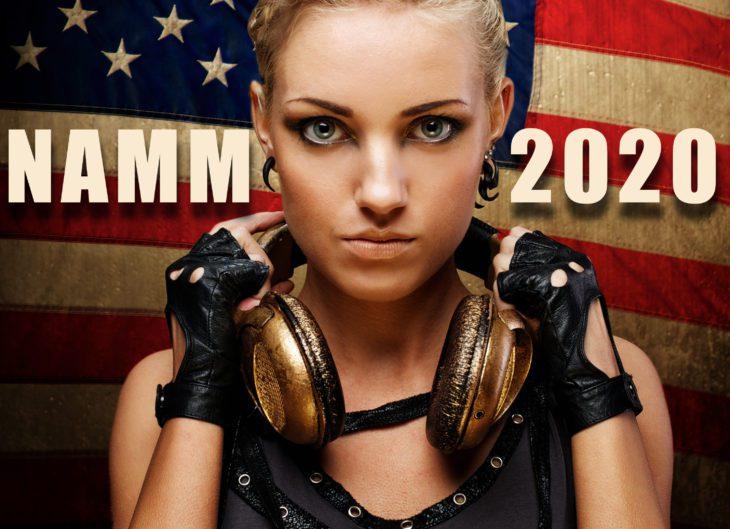 NAMM Show News 2020