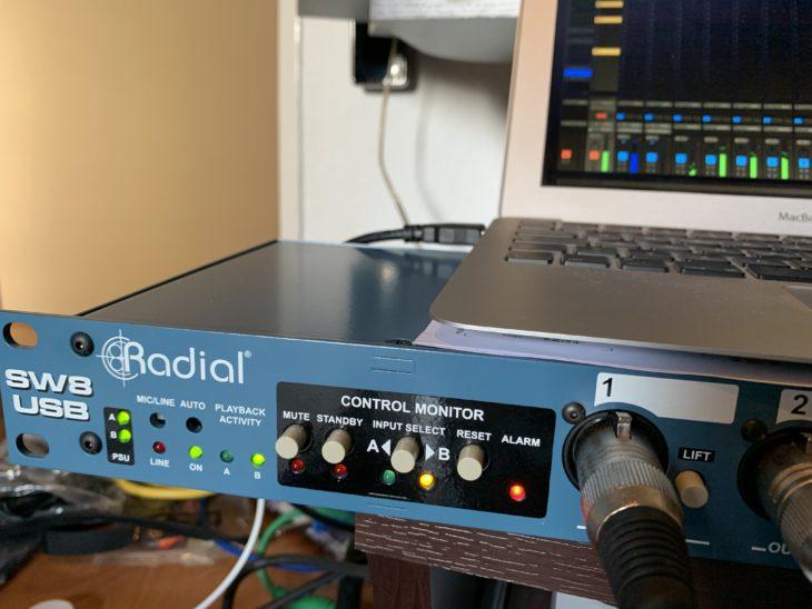 Radial SW8-USB_Ernstfall