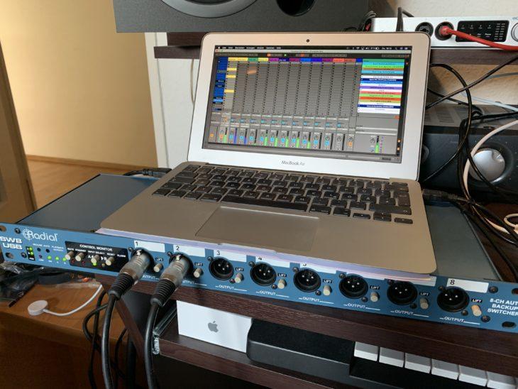 Radial SW8-USB_Havarie-Computer