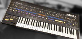 Roland Jupiter 6 – der ewige Zweite