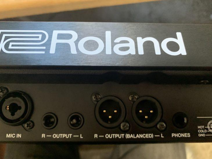 Test: Roland Jupiter Xm, Physical Modeling Synthesizer