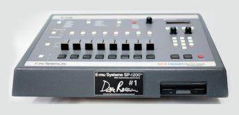 NAMM 2020: Rossum Electro-Music SP-1200 35th Anniversary – Sampling Drummachine