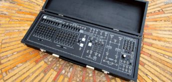 Antonus Step Brother – Hardware-Sequencer nach ARP 1601