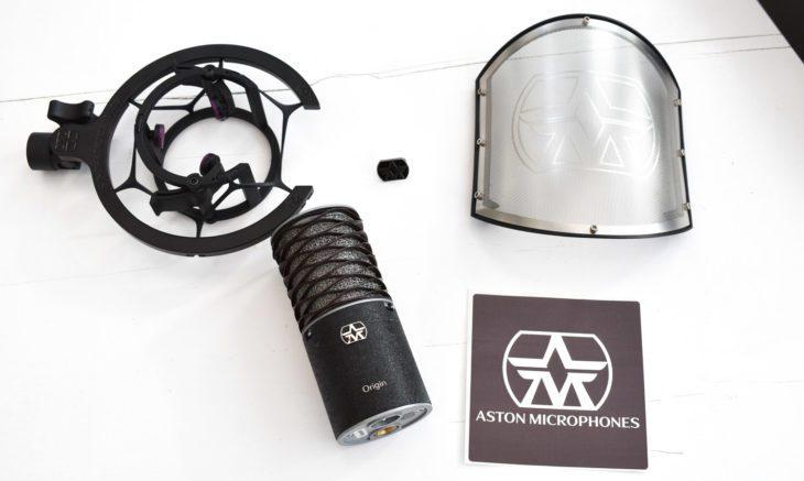 Aston Origin Black Bundle Set Review Test