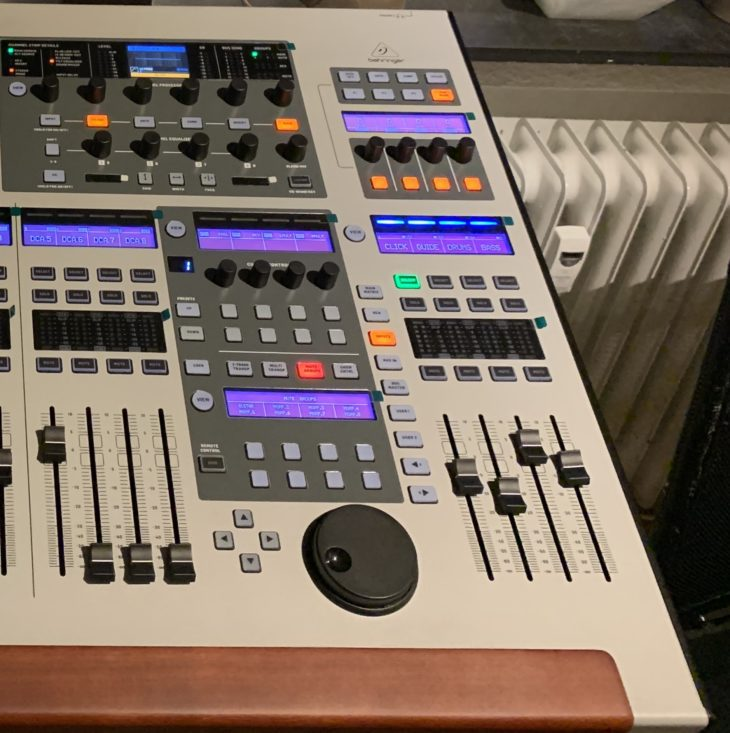 Behringer Wing-Control
