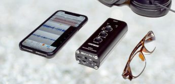 Test: CEntrance MicPort Pro 2, mobiles USB-Audiointerface