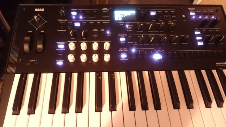 Test: KORG wavestate Wave Sequencing Synthesizer