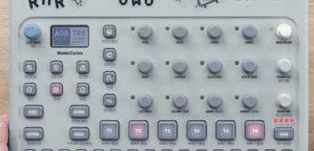 Elektron Model:Cycles – FM-Synthesizer / Groovebox