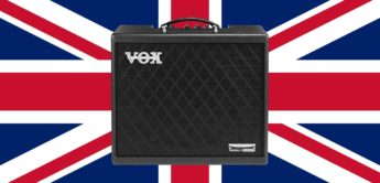 Test: VOX Cambridge 50, E-Gitarrenverstärker