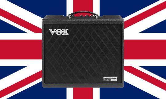 Test: VOX Cambridge 50, E-Gitarrenverstärker