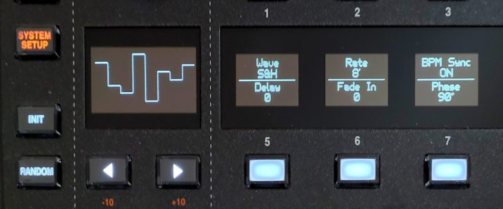 ASM Hydrasynth Wavemorphing Synthesizer